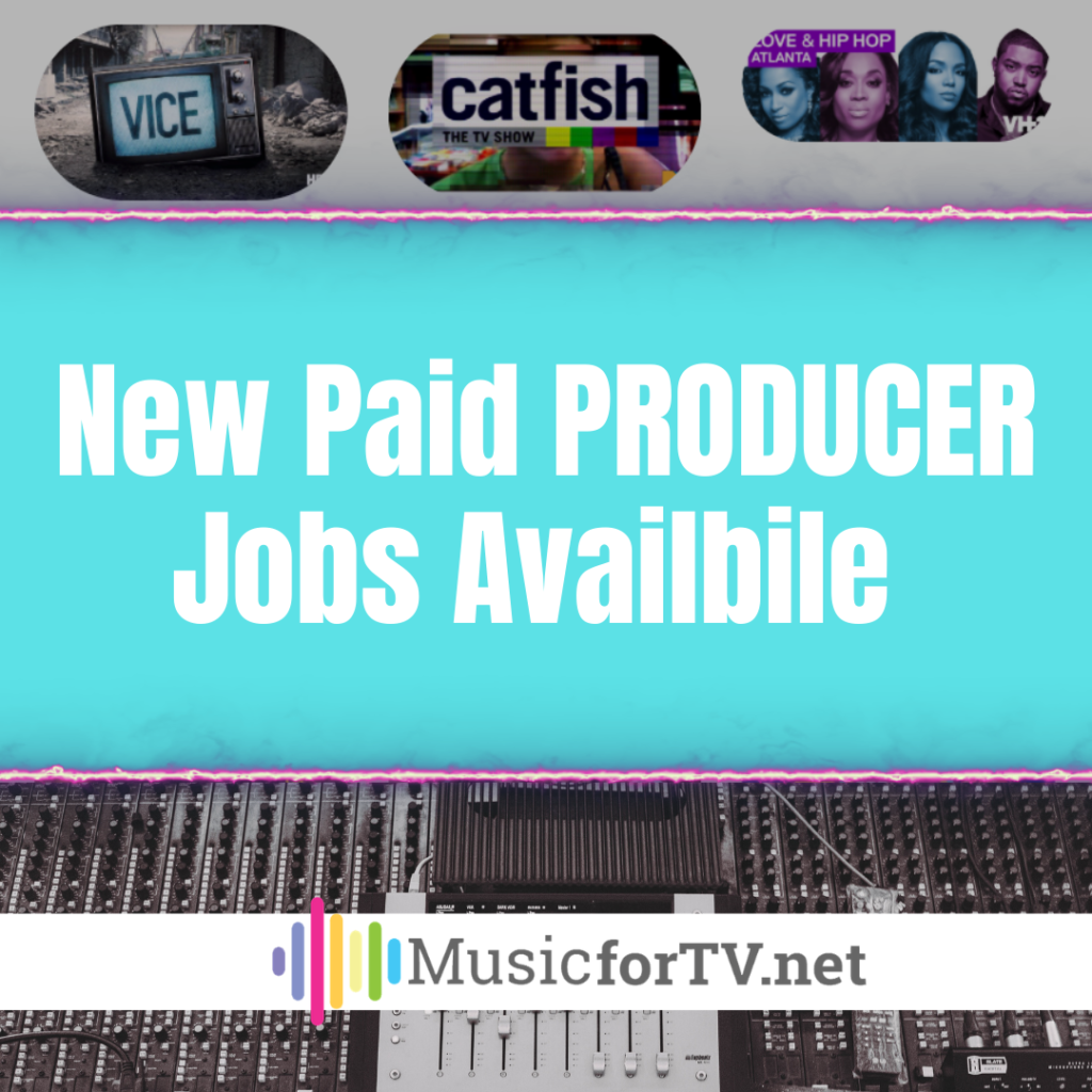 music for tv composers needed for commercials and film
